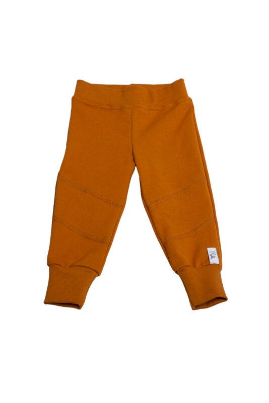 Okran väriset lasten housut