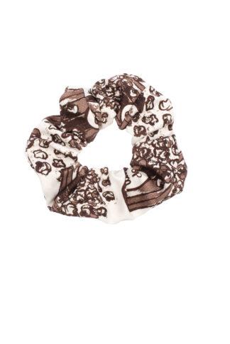 Melli Ecodesign popkorn scrunchie