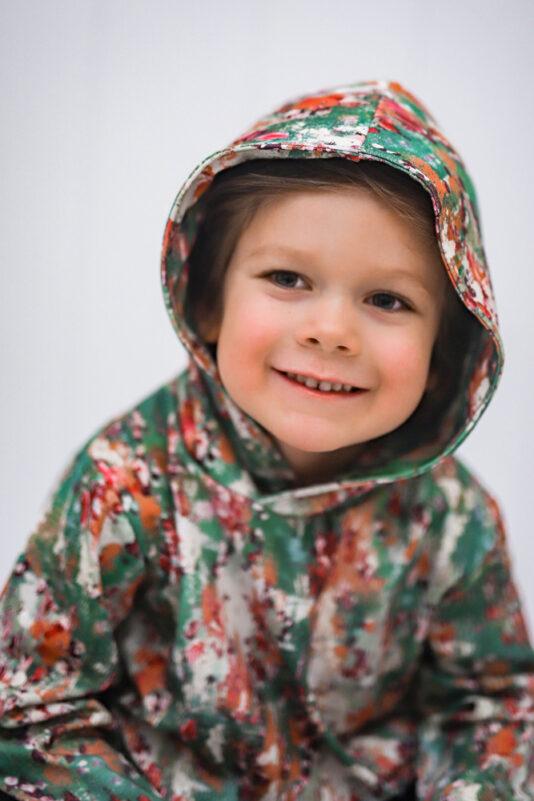 Lasten paita, suunnittelija Anna Pastak