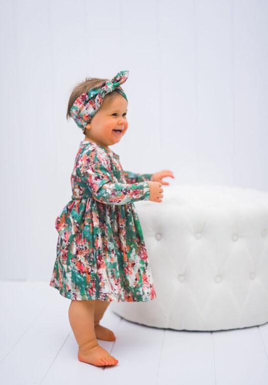 lasten mekko