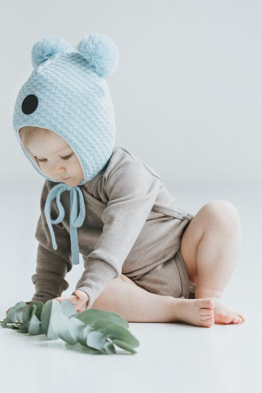 Vauvojen merinovillatuotteet