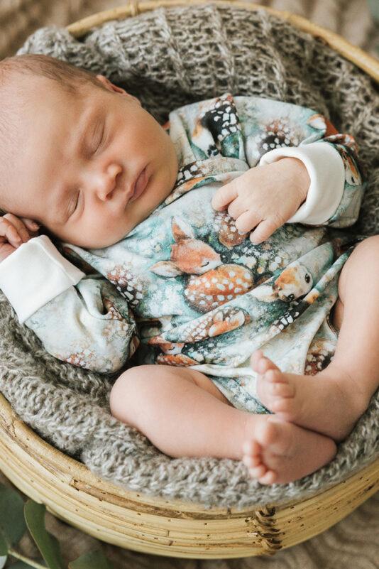 vauvan kietaisubody