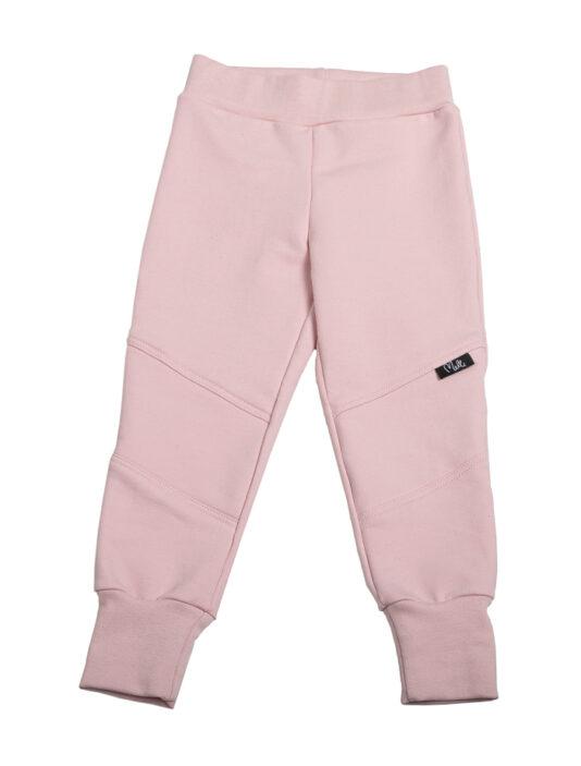 Polvipaikka housut vanha rosa