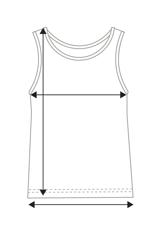 Naisten tencel-toppi (elastaani)