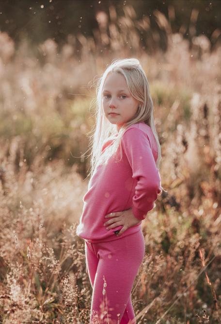 Merinovilla legginsit pinkki tai farkunsininen 86/92-134/140 ennakkomyynti